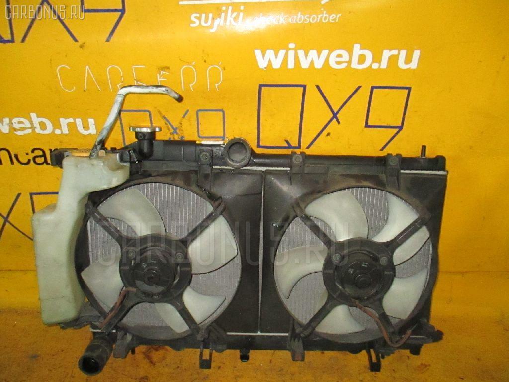 Радиатор ДВС Subaru Legacy wagon BP5 EJ20 Фото 1