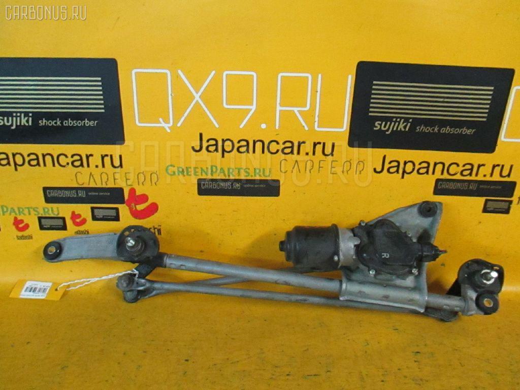 Мотор привода дворников SUBARU IMPREZA WAGON GG2. Фото 2