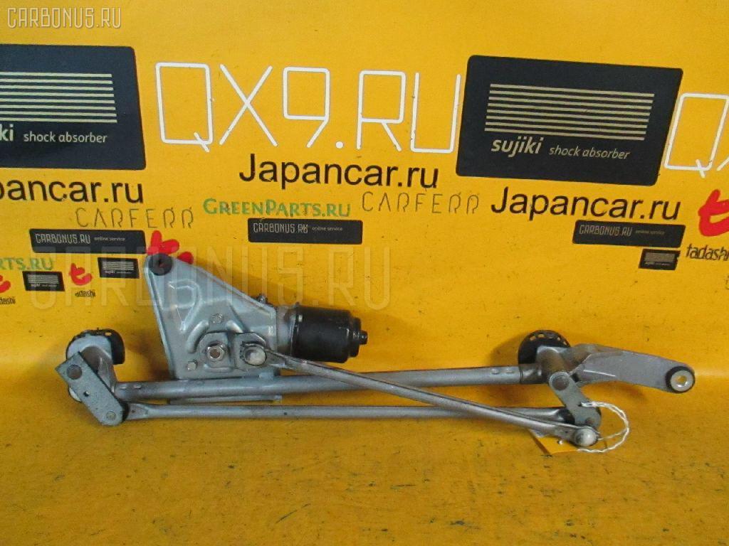 Мотор привода дворников SUBARU IMPREZA WAGON GG2. Фото 3