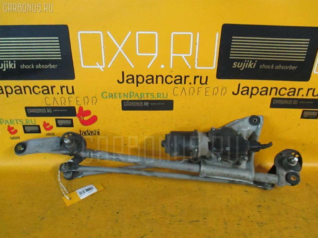 Мотор привода дворников SUBARU IMPREZA WAGON GG2. Фото 4
