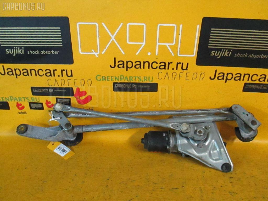 Мотор привода дворников SUBARU IMPREZA WAGON GG2. Фото 5