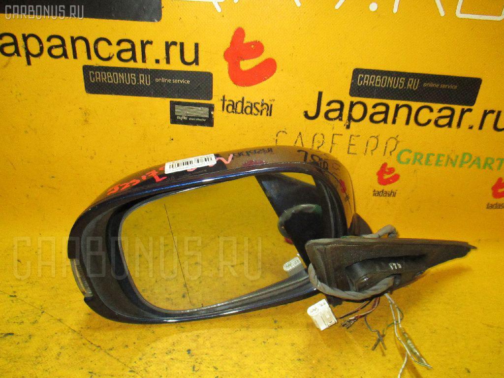 Зеркало двери боковой TOYOTA CROWN JZS175. Фото 10
