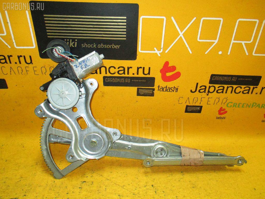 Стеклоподъемный механизм Toyota Wish ZNE10G Фото 1