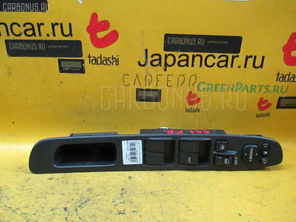 Блок упр-я стеклоподъемниками SUBARU IMPREZA WAGON GG2. Фото 4