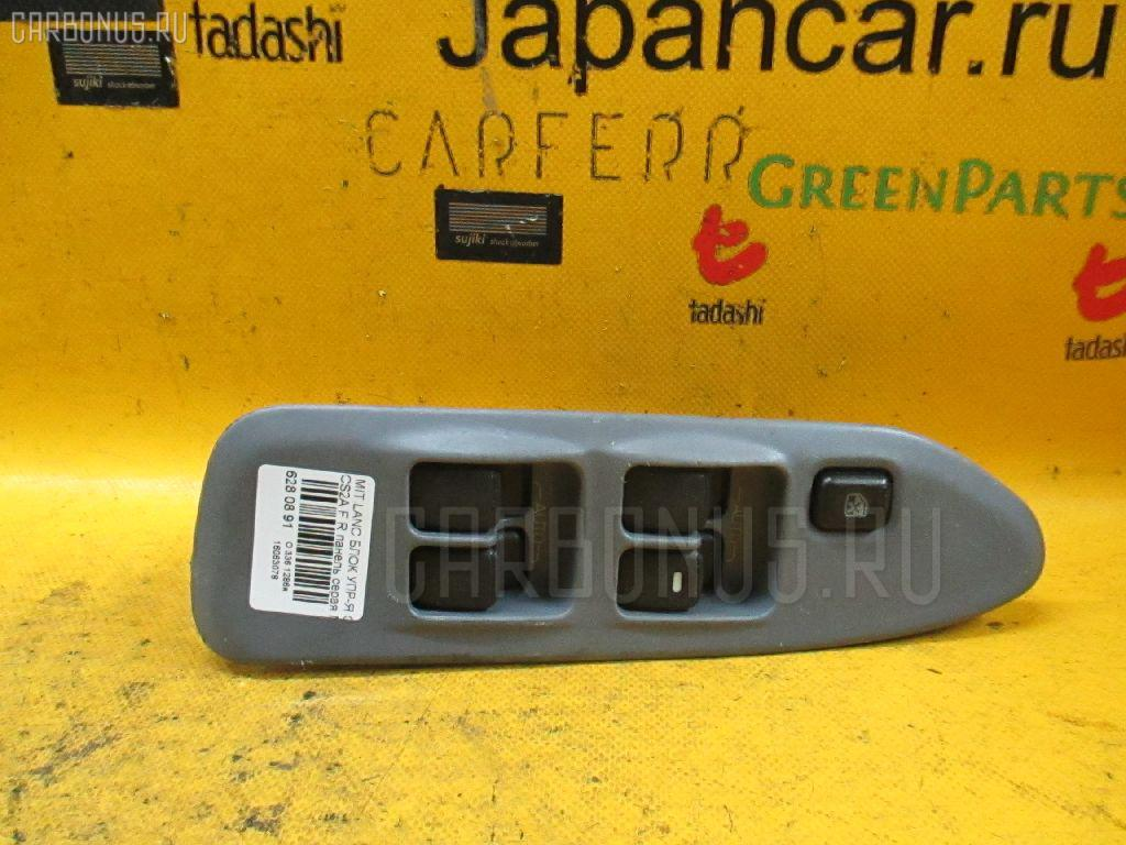 Блок упр-я стеклоподъемниками MITSUBISHI LANCER CS2A Фото 2