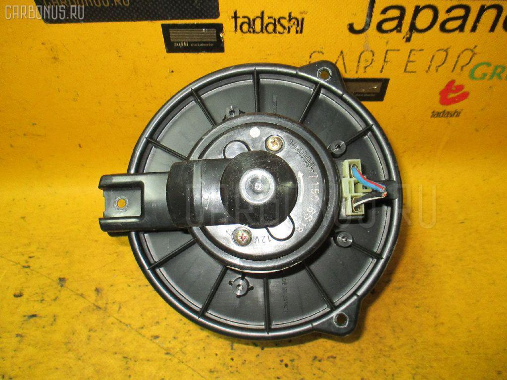 Мотор печки TOYOTA MARK II QUALIS MCV21W Фото 2