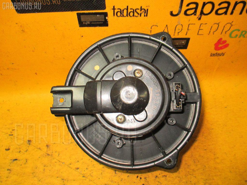Мотор печки TOYOTA IPSUM SXM15G Фото 2