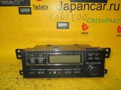 Блок управления климатконтроля Toyota Caldina ST210G 3S-FE Фото 2