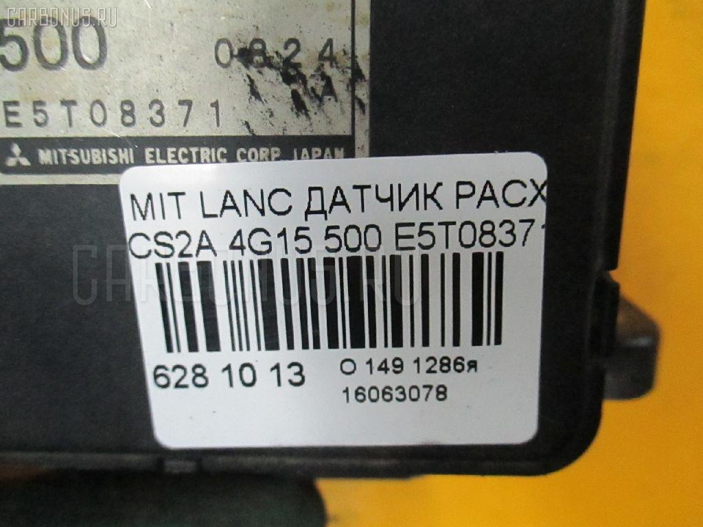 Датчик расхода воздуха MITSUBISHI LANCER CEDIA CS2A 4G15 Фото 3