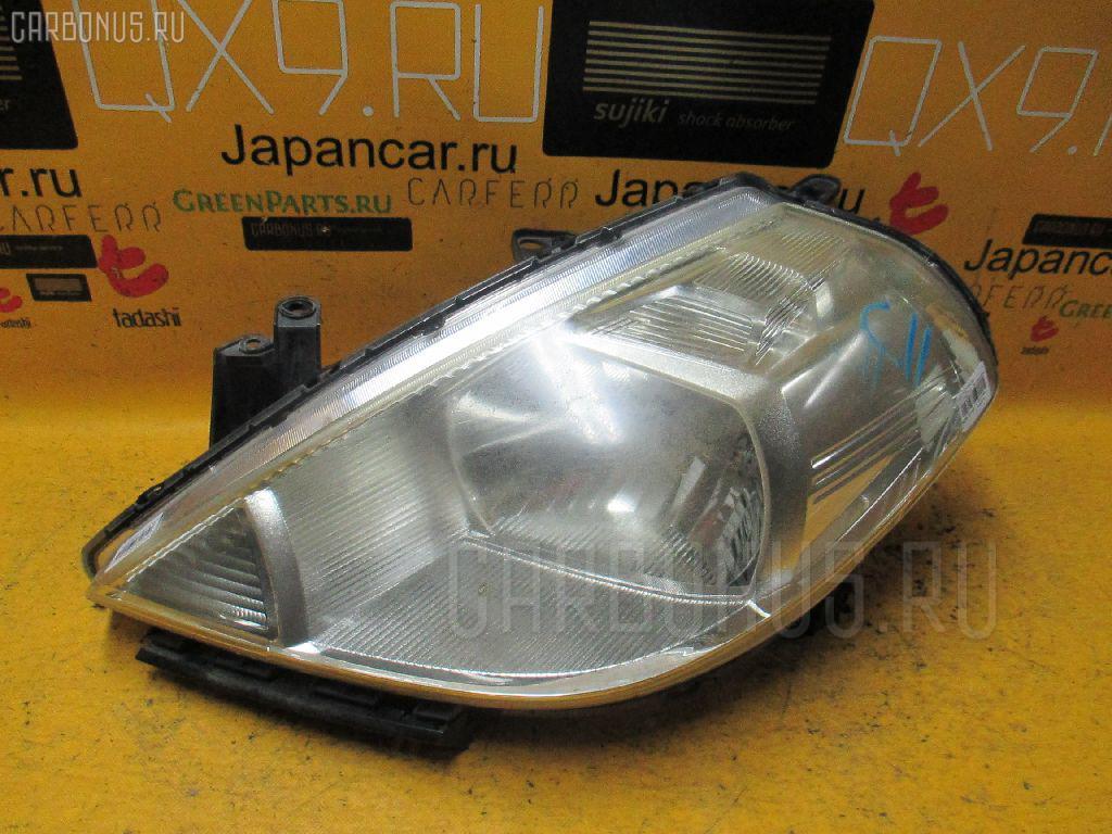 Фара Nissan Tiida C11 Фото 1