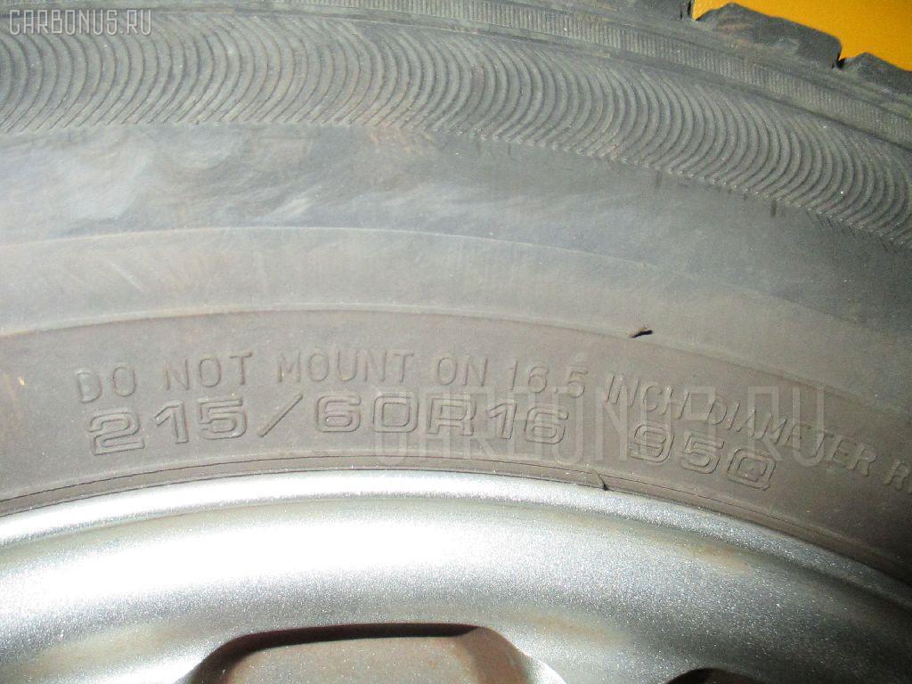Автошина легковая зимняя ICE NAVI ZEA 215/60R16 GOODYEAR Фото 1