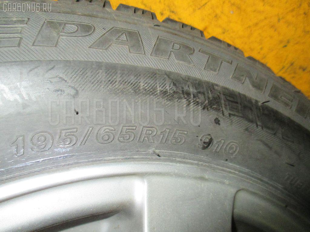 Автошина легковая зимняя ICE PARTNER 195/65R15 BRIDGESTONE Фото 1