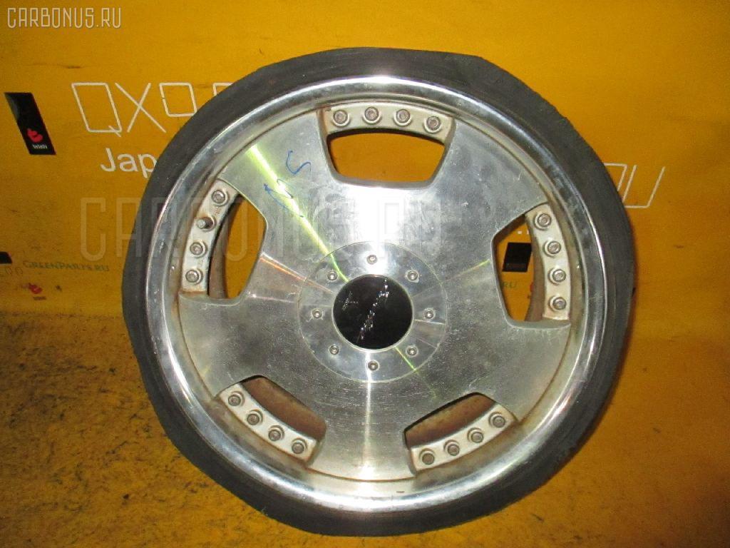 Диск литой R18 / 4-114.3/5-114.3 / 7.5J / ET+45 Фото 5