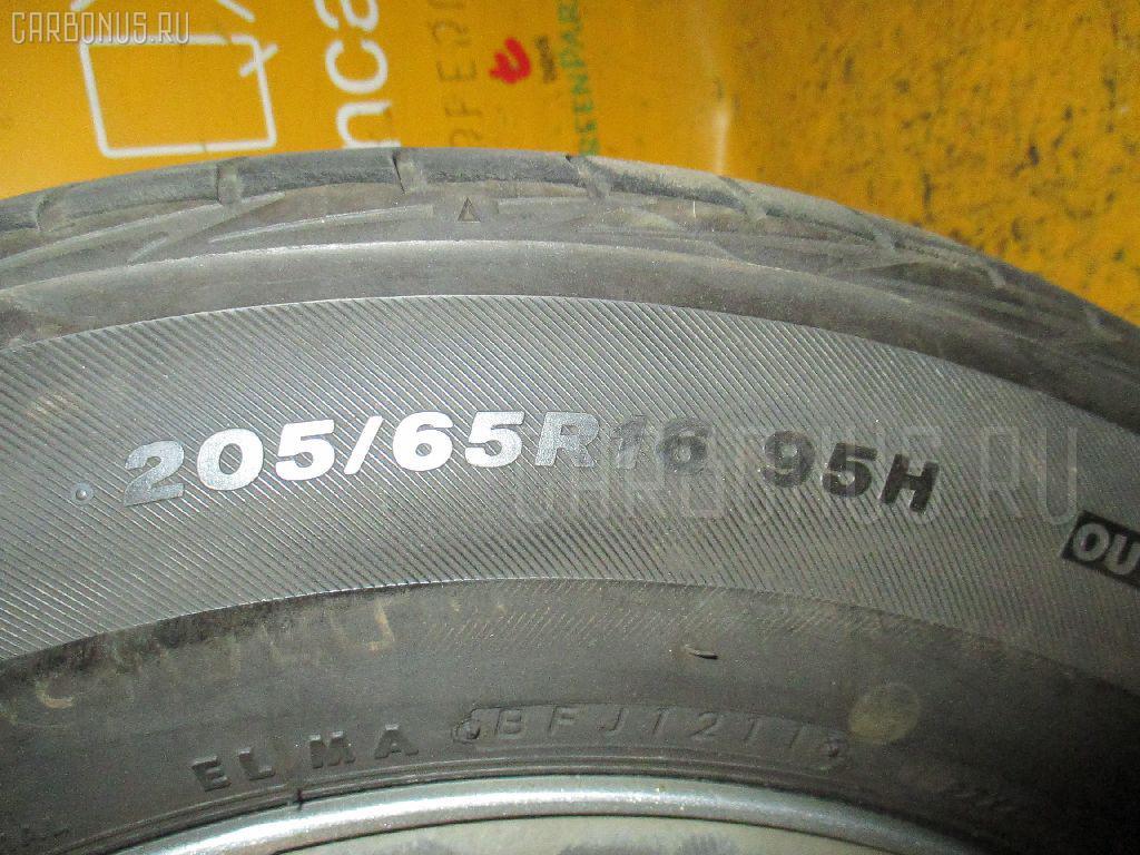 Автошина легковая летняя Playz rv 205/65R16 BRIDGESTONE Фото 1