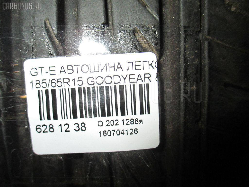 Автошина легковая летняя GT-ECO STAGE 185/65R15 GOODYEAR Фото 3