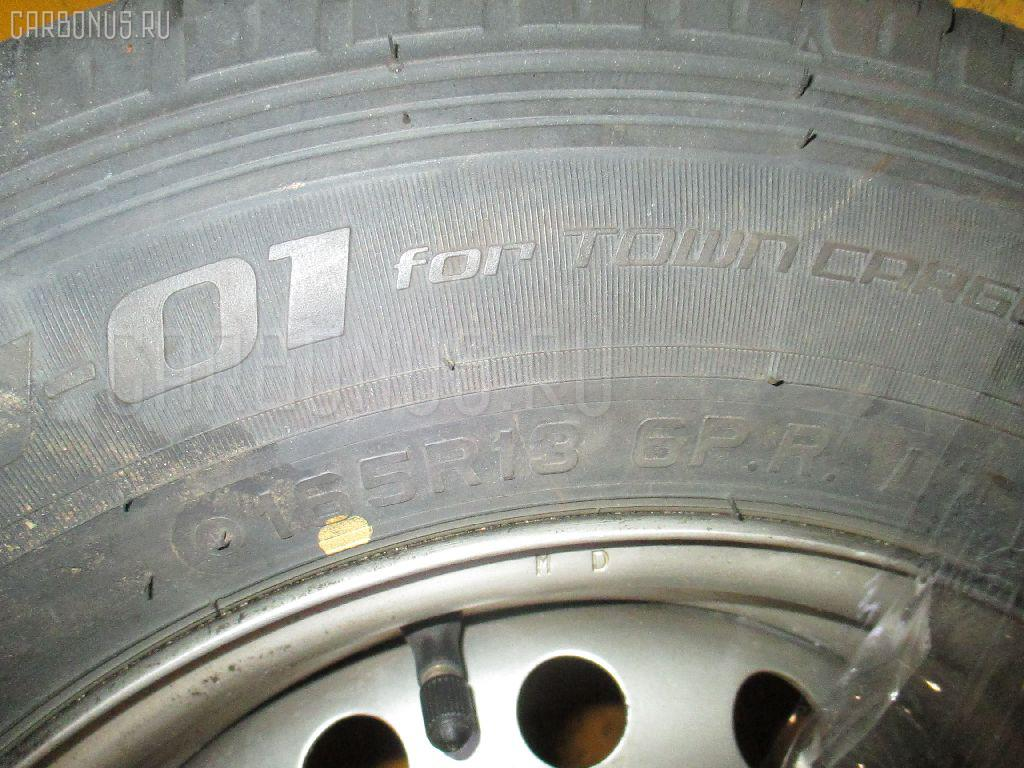 Автошина грузовая летняя Dv-01 165R13 LT DUNLOP Фото 1