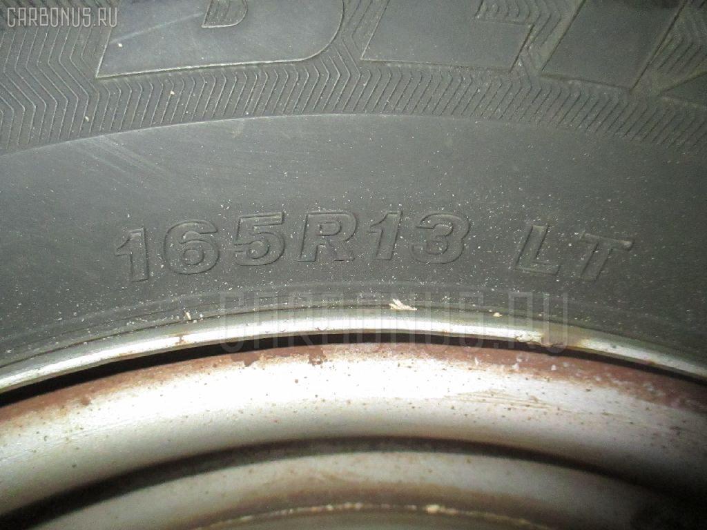 Автошина грузовая зимняя BLIZZAK VL1 165/R13 LT BRIDGESTONE Фото 1