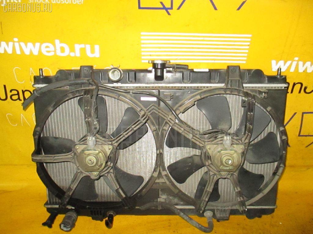 Радиатор ДВС NISSAN AD VAN VY11 QG13DE Фото 2