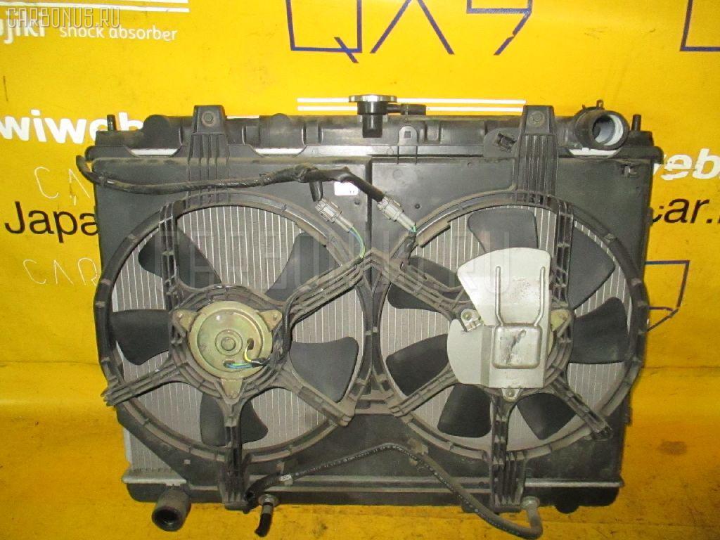 Радиатор ДВС NISSAN PRESAGE NU30 KA24DE. Фото 6
