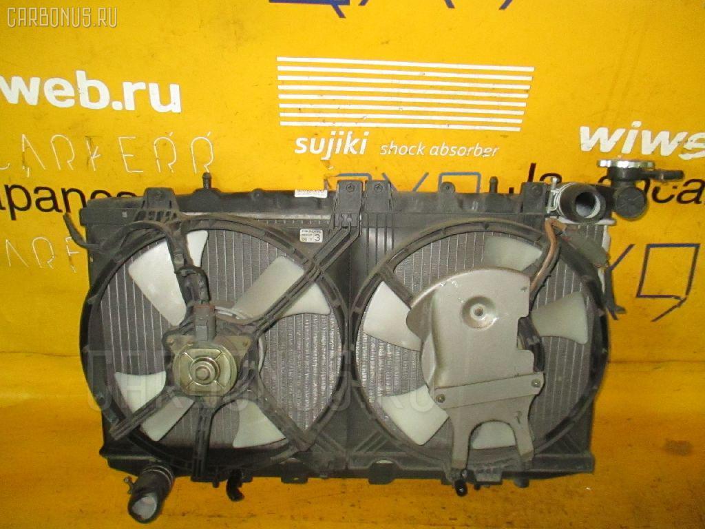 Радиатор ДВС NISSAN SUNNY FNB14 GA15DE. Фото 3