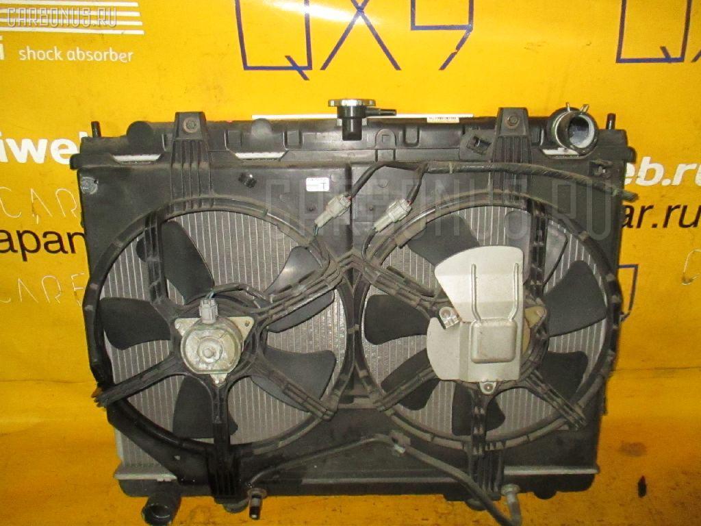 Радиатор ДВС Nissan Liberty PM12 SR20DE Фото 1