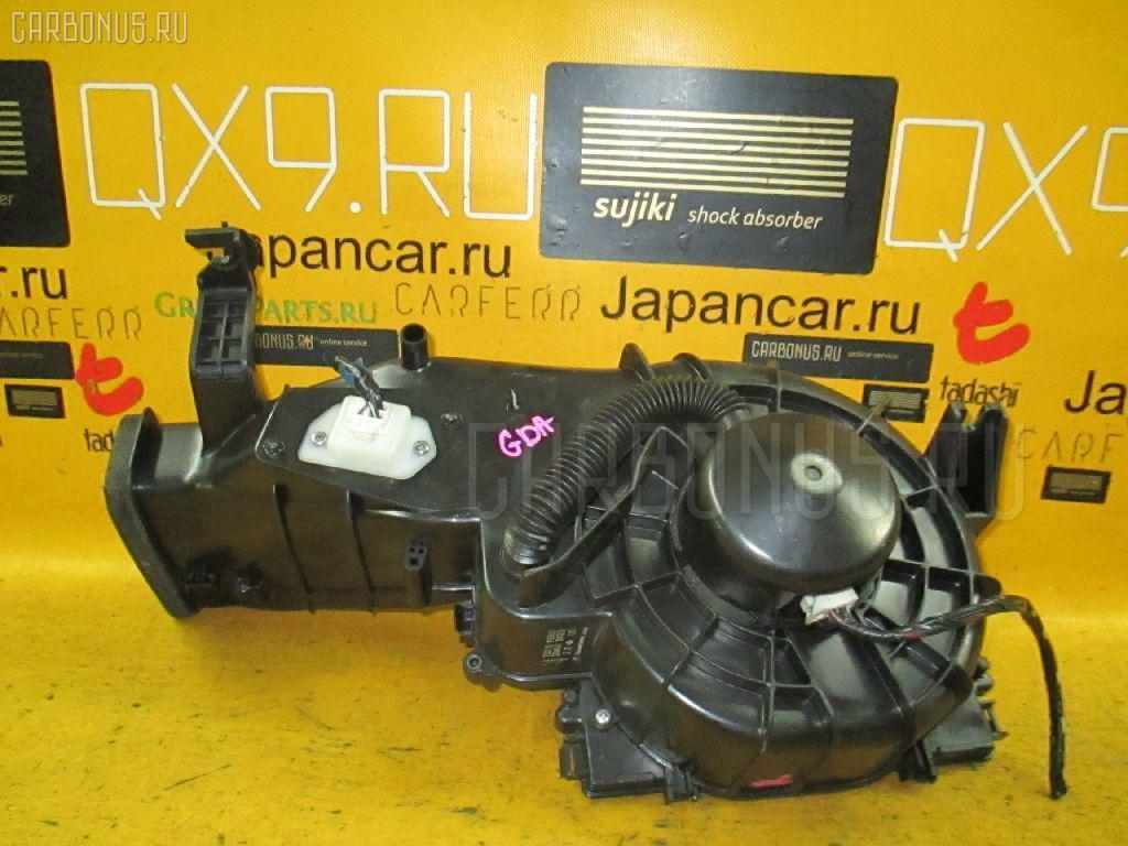 Мотор печки SUBARU IMPREZA GDA. Фото 4