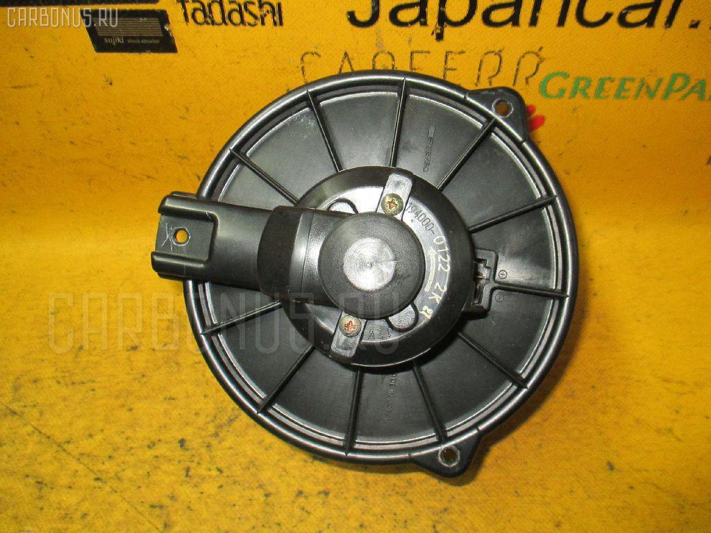 Мотор печки TOYOTA GX81 Фото 2