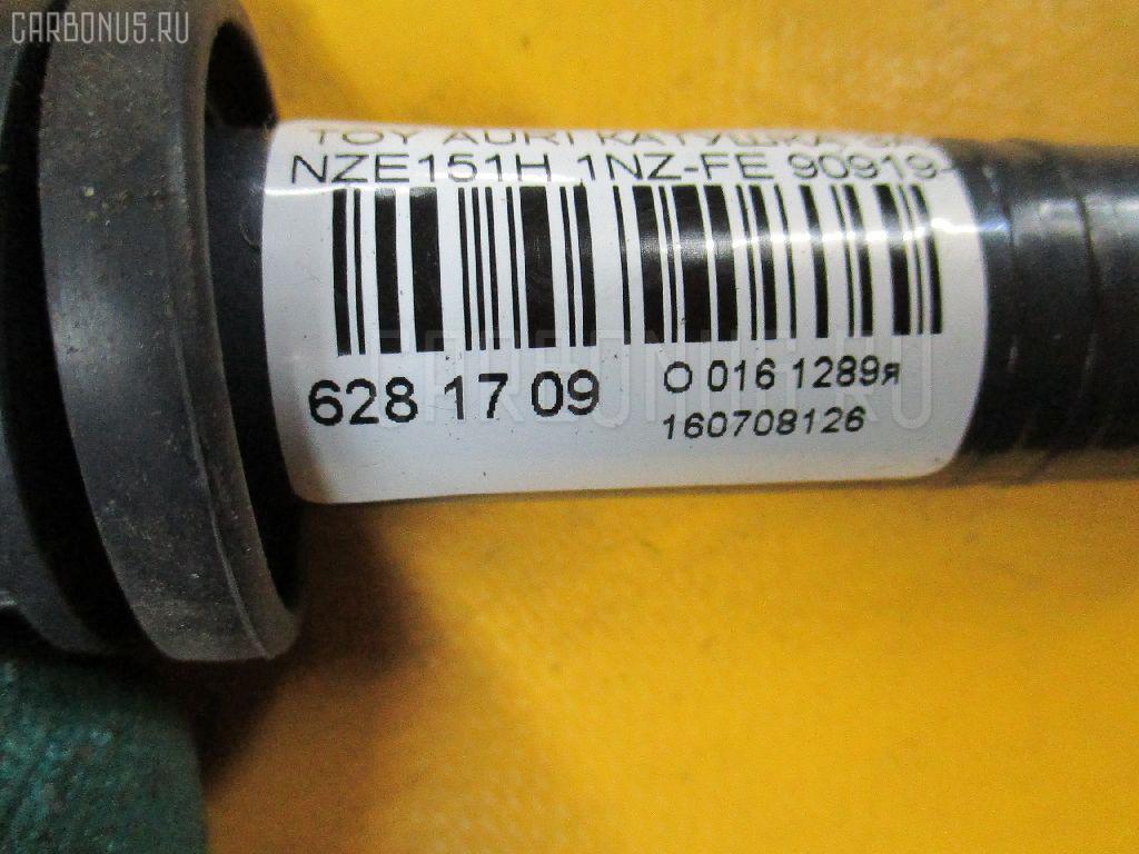 Катушка зажигания TOYOTA AURIS NZE151H 1NZ-FE Фото 2