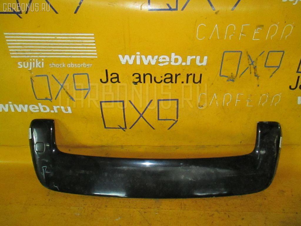 Спойлер Subaru Impreza wagon GG2 Фото 1
