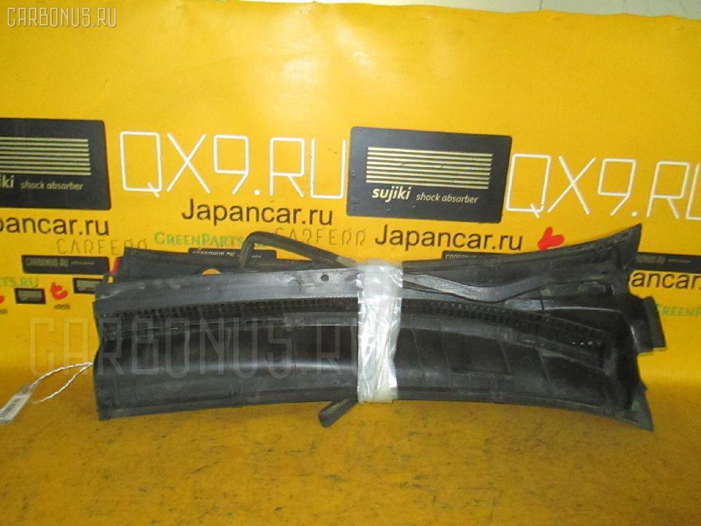 Решетка под лобовое стекло Toyota Allex NZE121 Фото 1