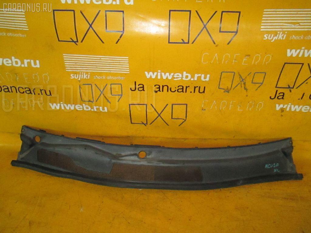 Решетка под лобовое стекло Toyota Kluger v ACU20W Фото 1