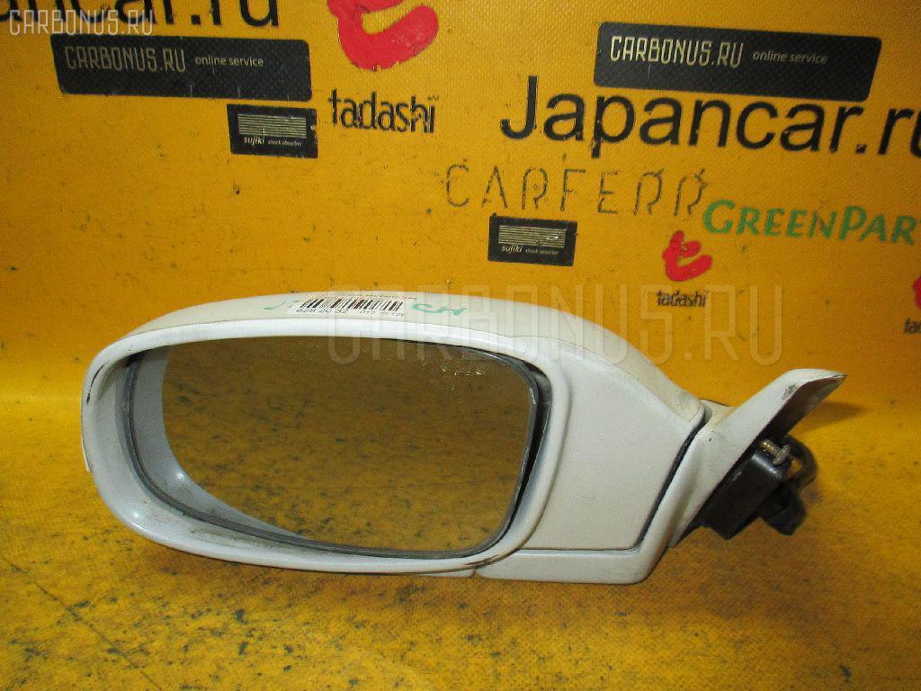 Зеркало двери боковой TOYOTA CHASER JZX90. Фото 7