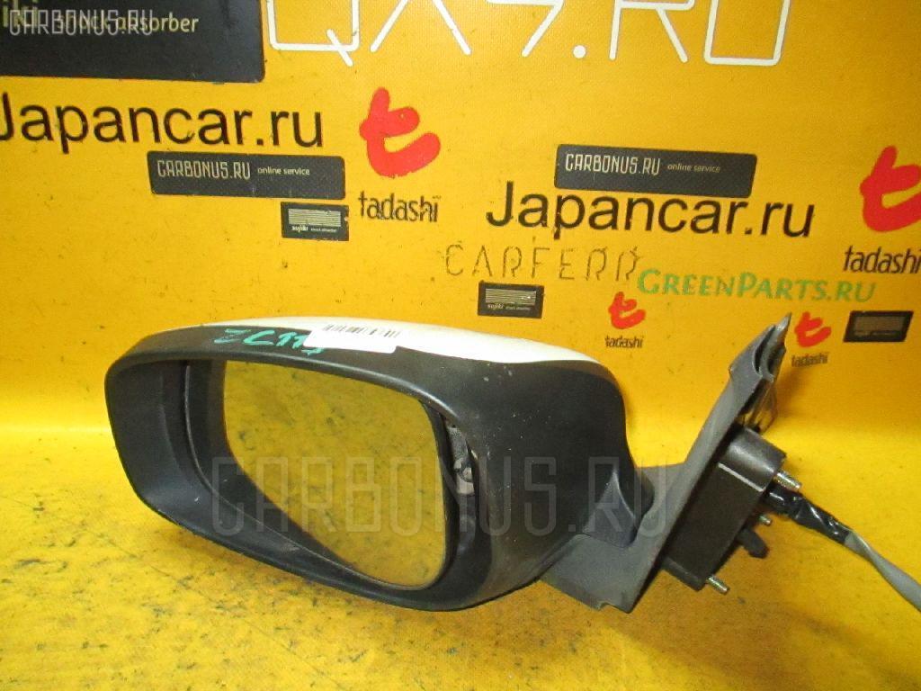 Зеркало двери боковой SUZUKI SWIFT ZC11S Фото 2