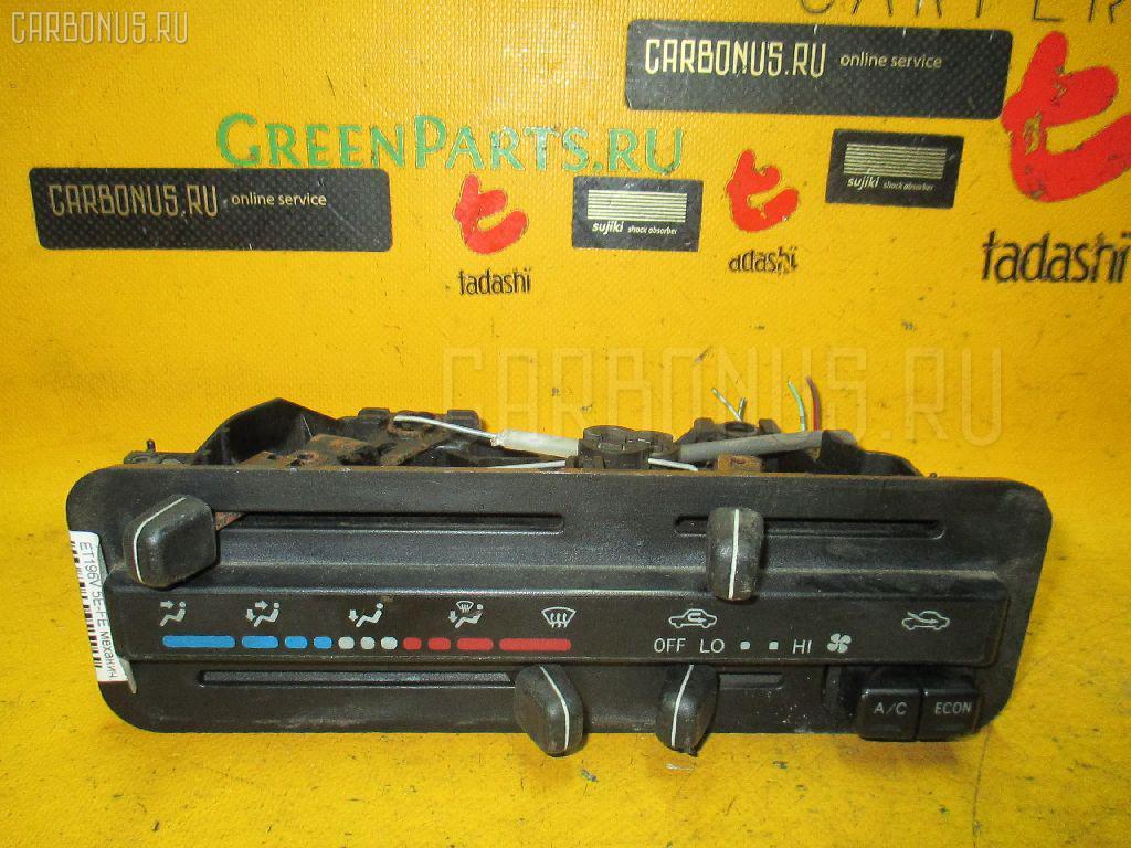 Блок управления климатконтроля TOYOTA CALDINA ET196V 5E-FE. Фото 7
