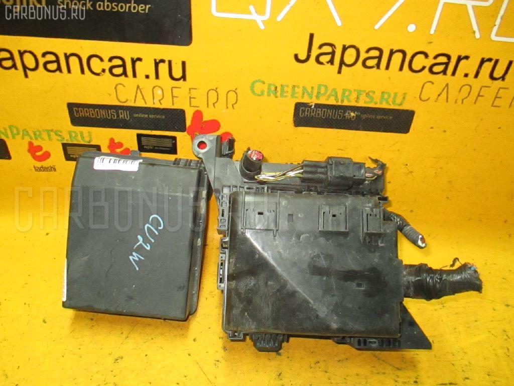 Блок предохранителей MITSUBISHI AIRTREK CU2W 4G63 Фото 2
