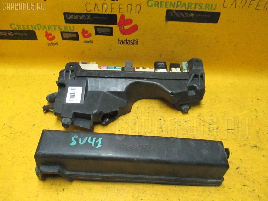 Блок предохранителей TOYOTA VISTA SV41 3S-FE Фото 2