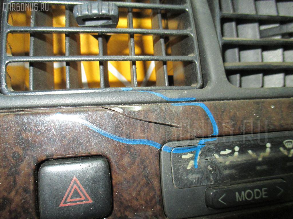 Консоль магнитофона TOYOTA CHASER GX90 Фото 2