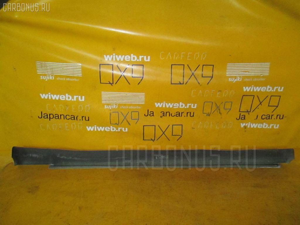 Порог кузова пластиковый ( обвес ) TOYOTA CROWN JZS171 Фото 2