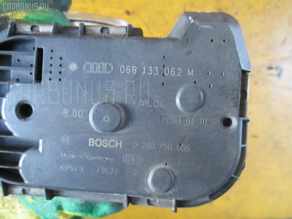 Дроссельная заслонка AUDI A4 AVANT 8EBFB BFB Фото 1