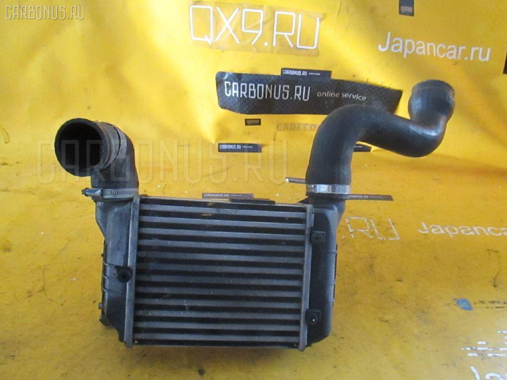 Радиатор интеркулера AUDI A4 AVANT 8EBFB BFB Фото 2