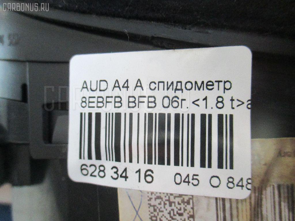 Спидометр AUDI A4 AVANT 8EBFB BFB Фото 3