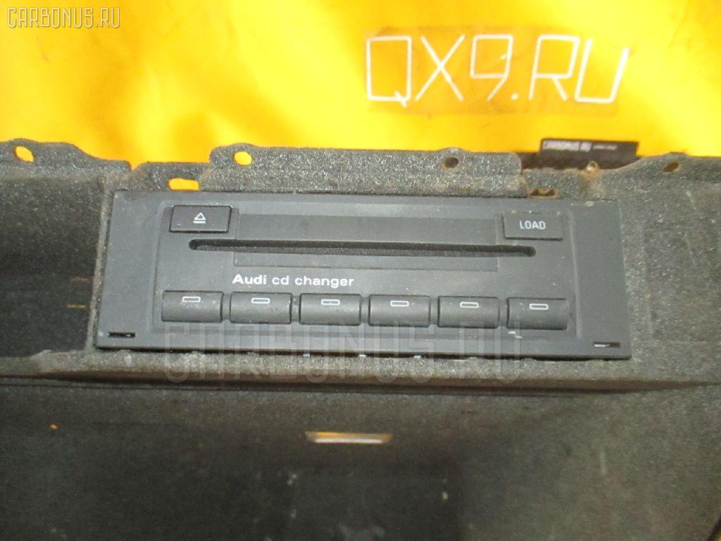 CD-чейнджер AUDI A4 AVANT 8EBFB Фото 3