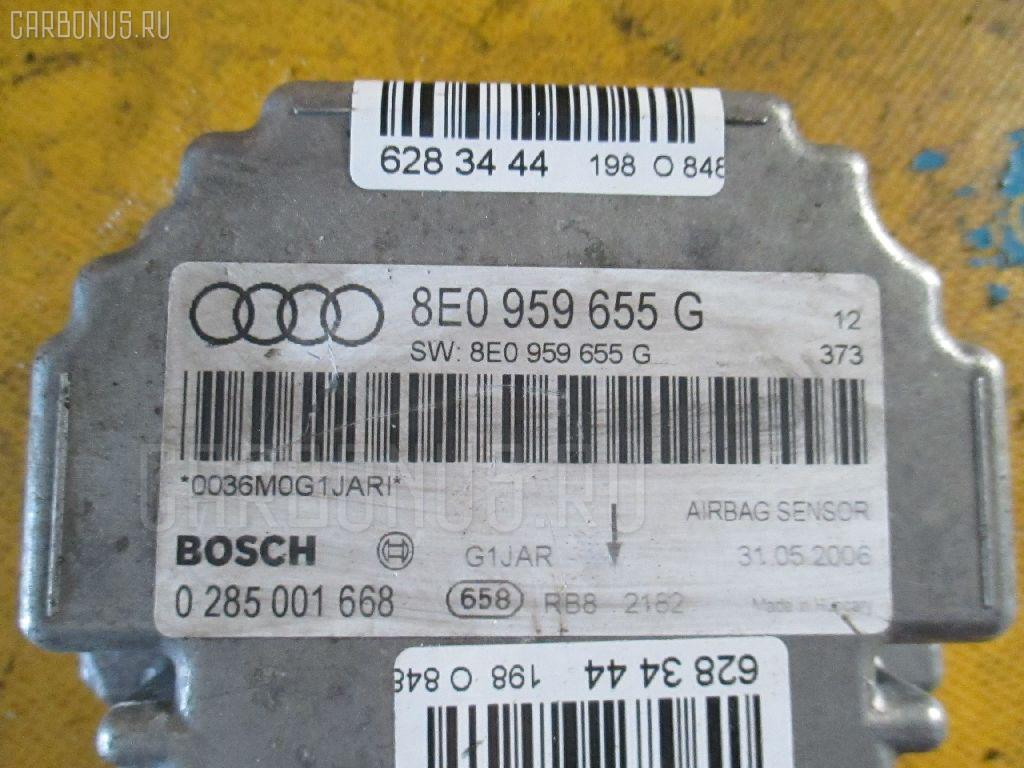 Блок управления air bag AUDI A4 AVANT 8EBFB BFB Фото 1