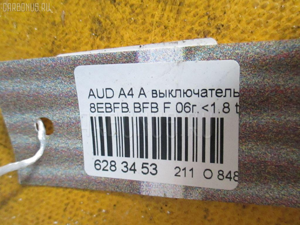 Выключатель концевой AUDI A4 AVANT 8EBFB BFB Фото 3