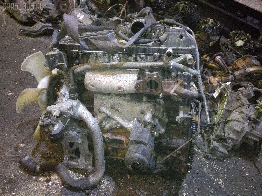 Двигатель NISSAN TERRANO TR50 ZD30DDTI. Фото 11