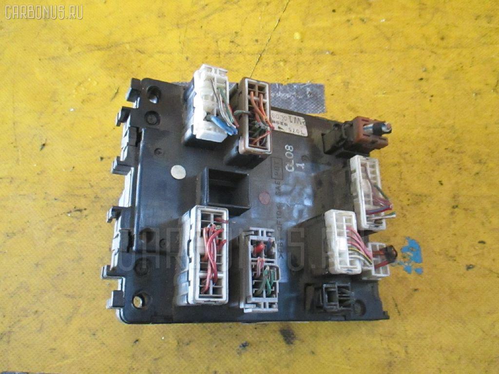 Блок предохранителей NISSAN TERRANO TR50 ZD30DDTI Фото 2