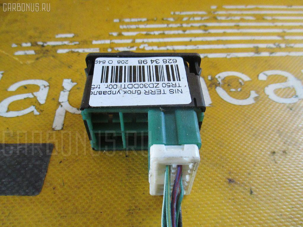 Блок управления зеркалами NISSAN TERRANO TR50 ZD30DDTI Фото 2