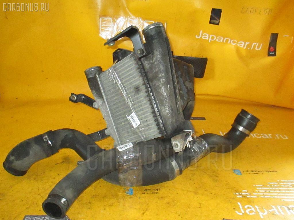 Радиатор интеркулера NISSAN TERRANO TR50 ZD30DDTI Фото 1
