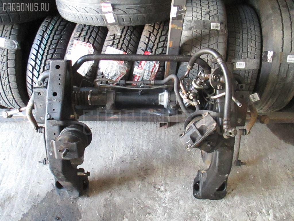 Рулевая рейка Nissan Terrano TR50 ZD30DDTI Фото 1