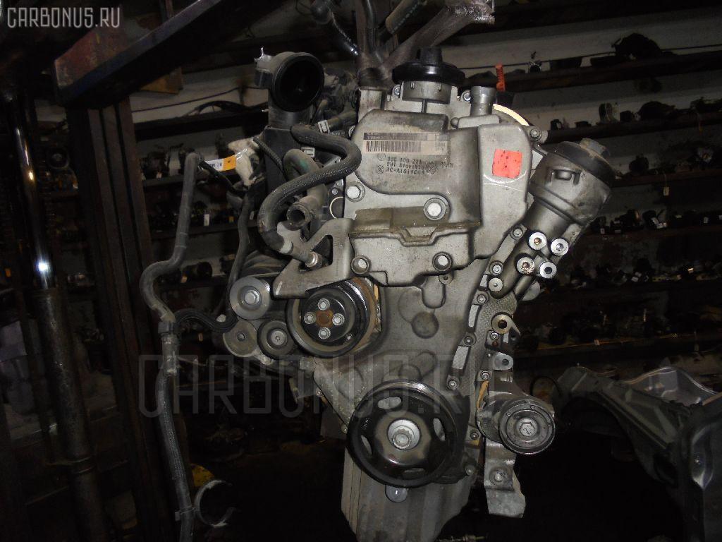Двигатель VOLKSWAGEN GOLF V 1KBLG BLG Фото 1